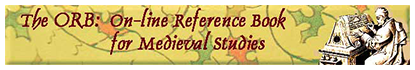 ORB - The Online Reference Book for Medieval Studies